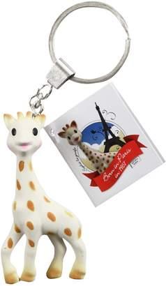 Vulli Sophie Giraffe So Pure Sophie the Giraffe Teething Ring Key Chain