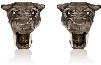 Deakin & Francis Men's Saber-Toothed Tiger Cufflinks