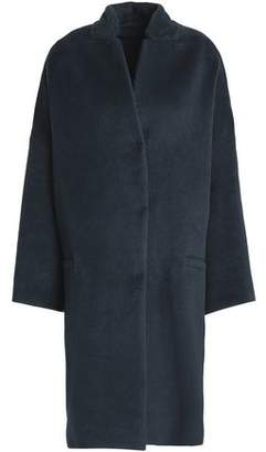 Brunello Cucinelli Bead-Embellished Alpaca Coat