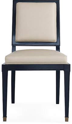 Darryl Carter For Milling Road Windom Side Chair - Tan
