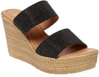 Seychelles Women's Two-Strap Wedge Sandal