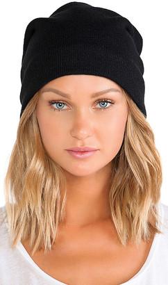 Plush Fleece Lined Barca Slouchy Hat