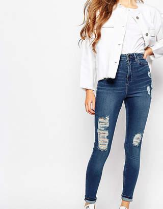 WÅVEN Tall Anika High Rise Skinny Jeans