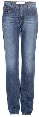 Victoria Beckham Denim Straight-leg jeans