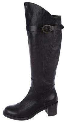 Henry Beguelin Leather Knee Boots