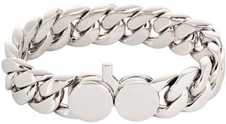 Tom Wood Slim Silver Chain Link Bracelet