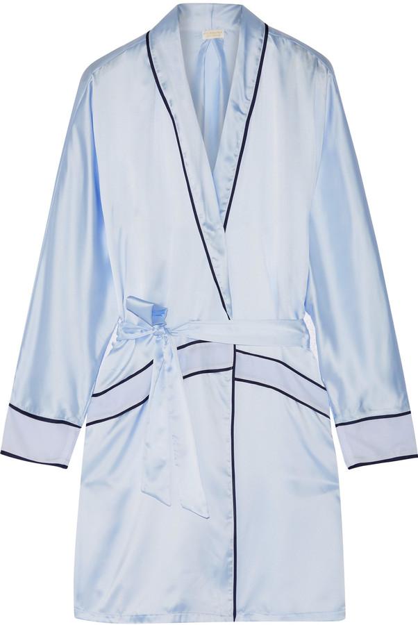 CosabellaCosabella Sophisticated satin robe