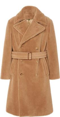 Ralph Lauren Cuddle Alpaca Coat