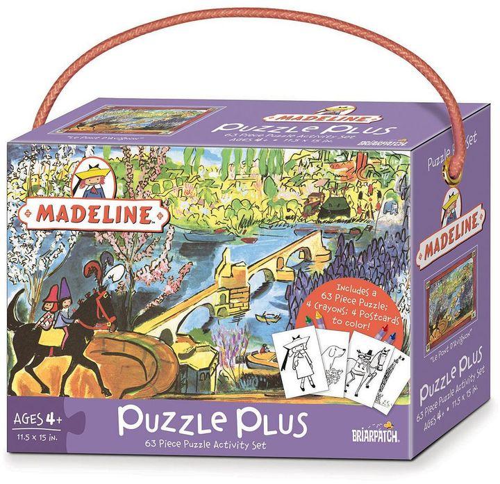 Briarpatch Madeline 63-Piece Puzzle Plus Activity Set by Briarpatch