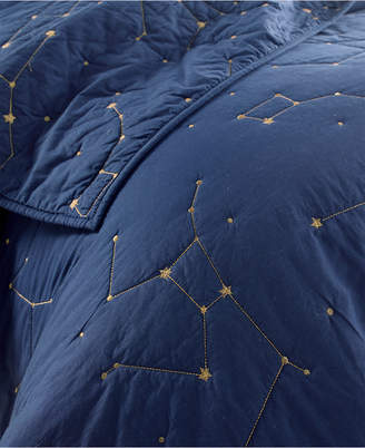 Martha Stewart Collection Whim By Constellation King Quilt Set