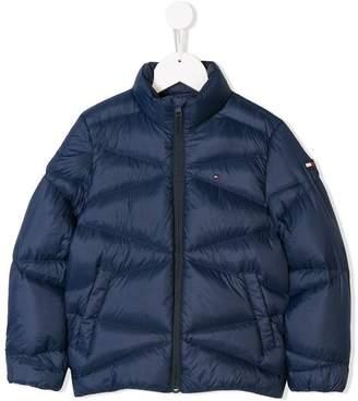 Tommy Hilfiger (トミー ヒルフィガー) - Tommy Hilfiger Junior padded jacket