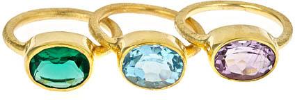 Urban Posh Royal Stackable Ring Set