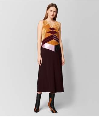 Bottega Veneta Multicolor Velvet/Satin Dress