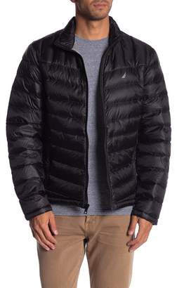 Nautica Ripstop Lightweight Down Jacket