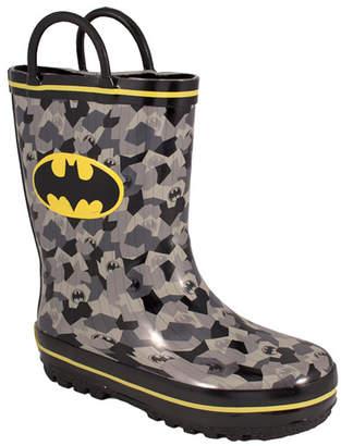 Trimfoot Batman Rain Boot