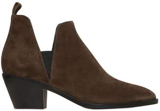 Sigerson Morrison 50mm Suede Ankle Boots