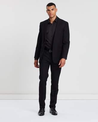 TAROCASH Will Slim 1 Button Suit
