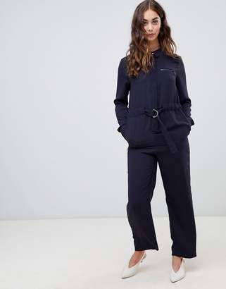 Warehouse utility jumpsuit in navy