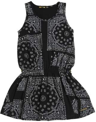 Finger In The Nose Printed Cotton Jersey Dress