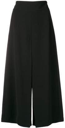 L'Autre Chose cropped wide trousers