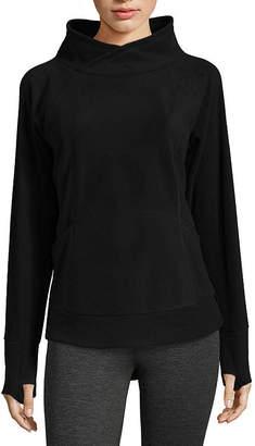 ST. JOHN'S BAY SJB ACTIVE Active Long Sleeve Sweatshirt