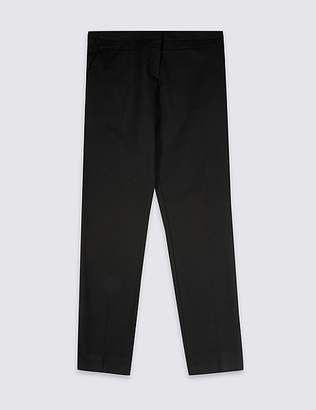 Marks and Spencer Senior Girls' Plus Fit Skinny Leg Trousers