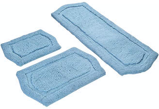 Asstd National Brand Chesapeake Merchandising Paradise 3-pc. Memory Foam Bath Rug Set