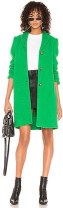 MSGM Fuzzy Coat