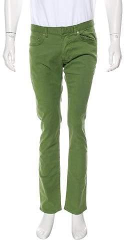 Dior Homme Five-Pocket Slim Jeans