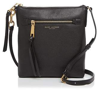 MARC JACOBS Recruit North/South Leather Crossbody $225 thestylecure.com