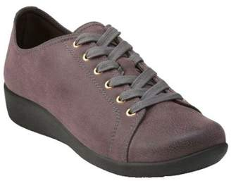 Clarks CLOUDSTEPPERS by Lace-up Sneakers - Sillian Glory