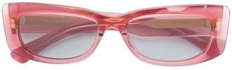 Christian Roth Eyewear square frame sunglasses