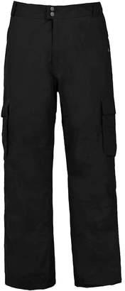 Trespass Youths Boys Dorset Zip Up Waterproof Ski Trousers