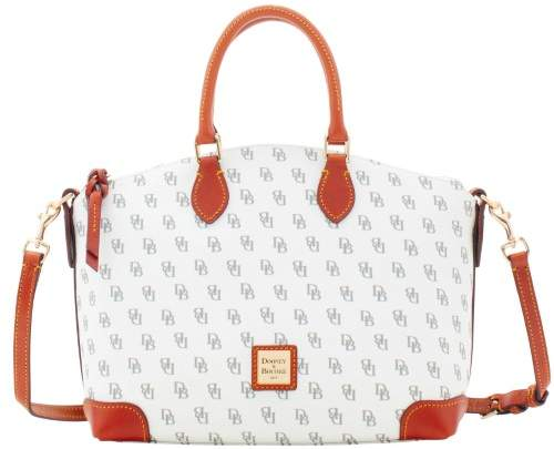 Dooney & Bourke Gretta Satchel - BONE - STYLE