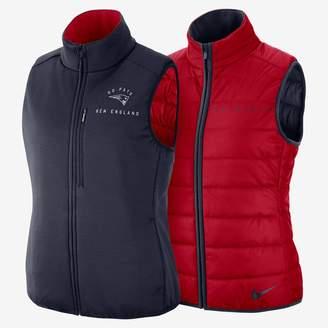 Nike NFL Patriots) Women's Reversible Vest