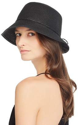 August Hat Company Bow Detail Cloche
