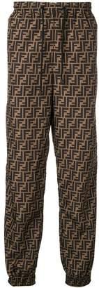 Fendi FF print sweatpants