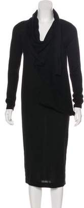 Tom Ford Cashmere Midi Dress