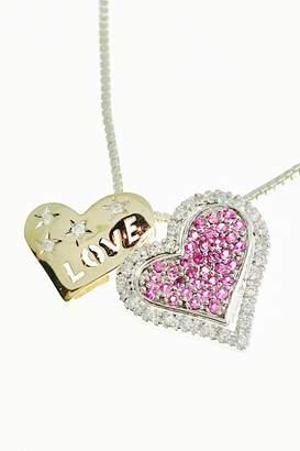 Tiara Fine Jewelry Diamond Heart Pendant