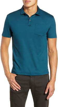 John Varvatos Burlington Classic Fit Cotton Polo Shirt