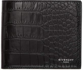 Givenchy (ジバンシイ) - Givenchy ブラック クロック 8CC ウォレット