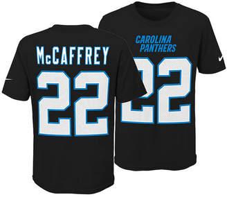 Nike Christian McCaffrey Carolina Panthers Pride Name & Number 3.0 T-Shirt, Big Boys (8-20)