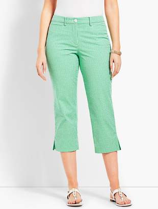 Talbots Perfect Skimmer - Curvy Fit/Gingham