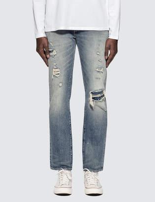 Levi's 511 Slim Fit The Burn Warp DX Jeans
