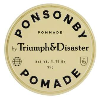 styling/ Triumph & Disaster 'Ponsonby' Pomade