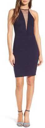 Women's Soprano Illusion Body-Con Dress $49 thestylecure.com