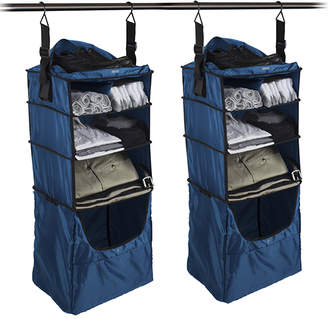 """Rise Gear Collapsible Shelving Luggage Inserts (Set of 2) """"Riser"""""""