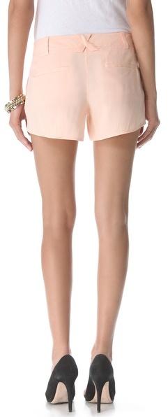 Alice + Olivia Butterfly Shorts