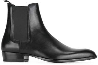 Saint Laurent 'Paris' ankle boots