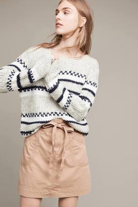 John + Jenn Claudine Sweater $128 thestylecure.com